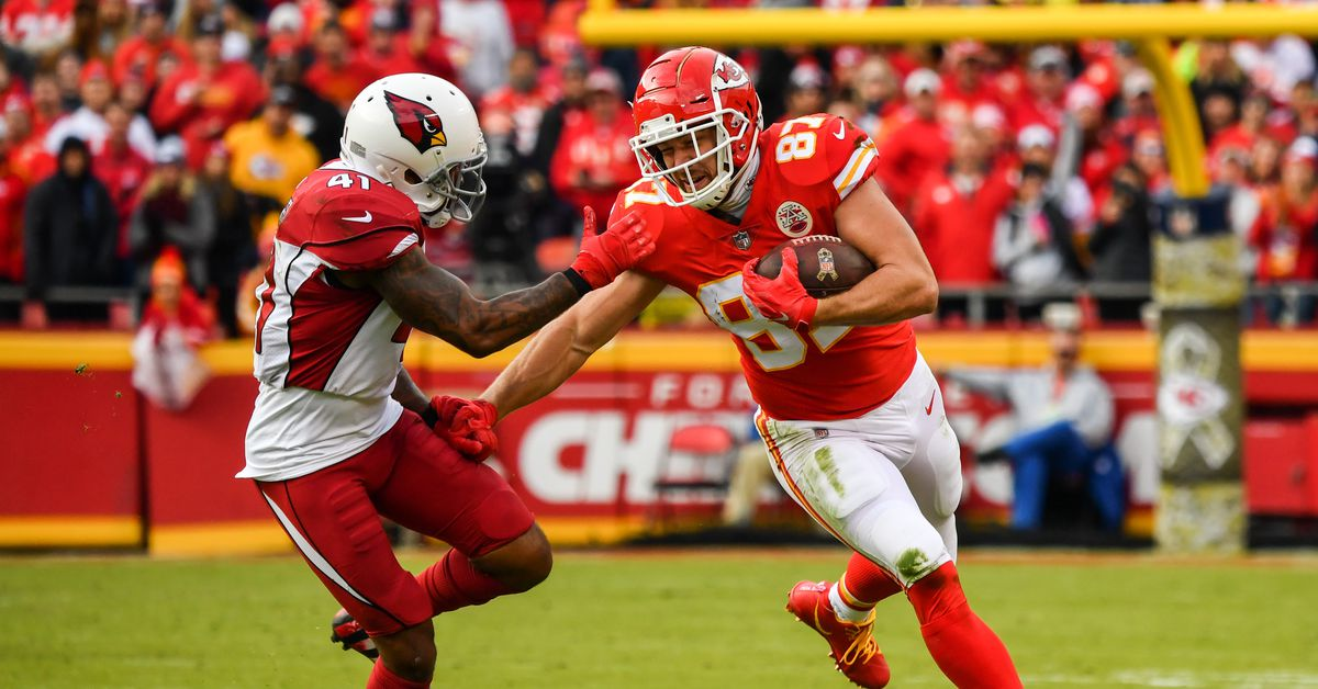 How Patrick Mahomes and the Chiefs take advantage of the Rams defense
