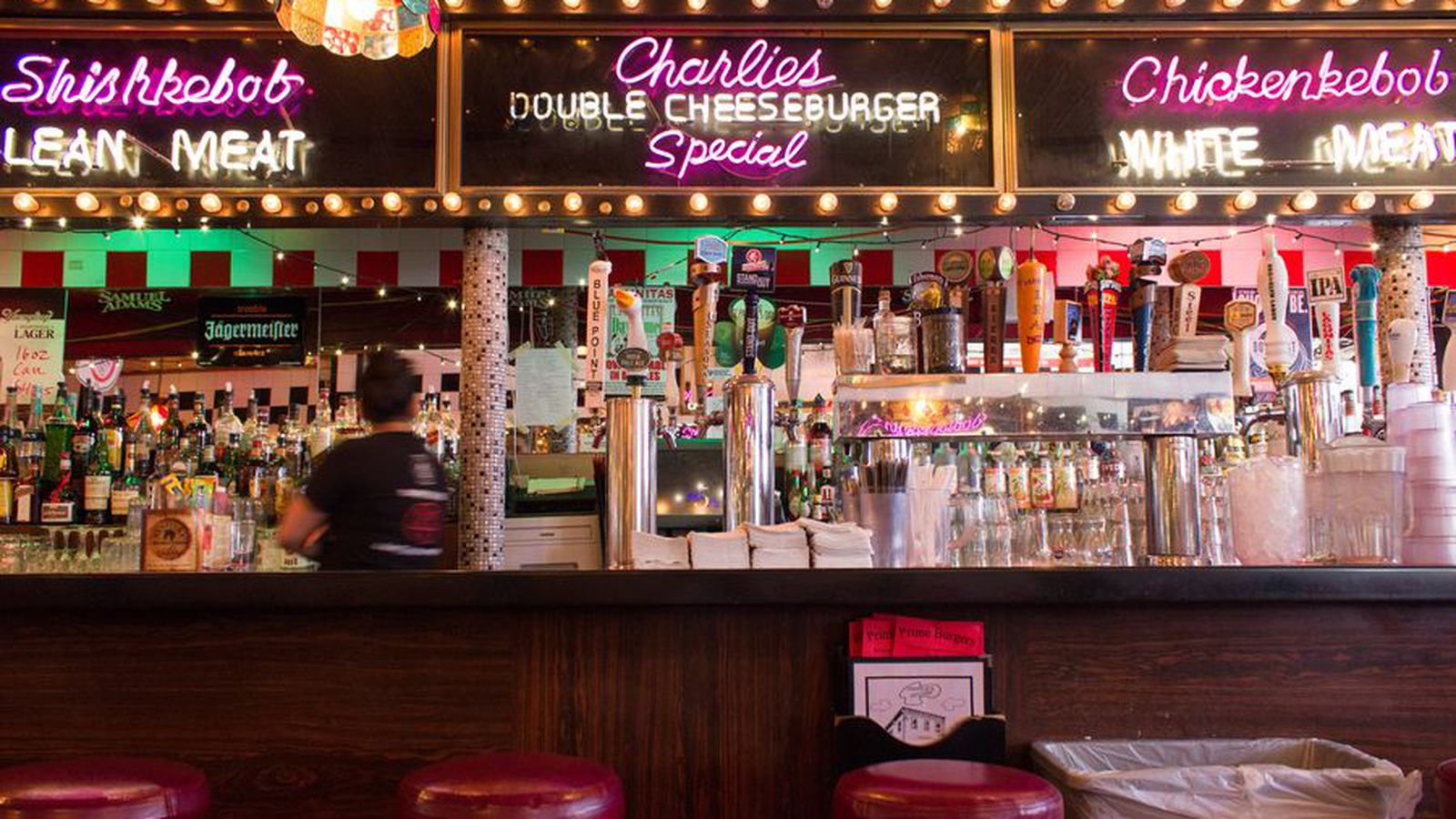 food and drink crawls through boston and beyond - Charlies Kitchen