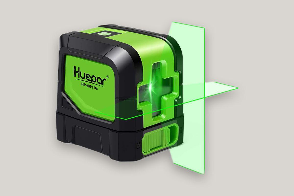 Huepar Cross Line Laser
