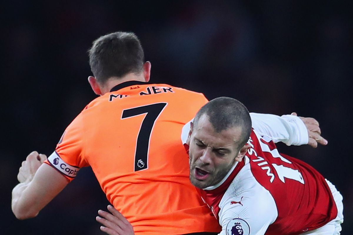 Jack Wilshere sends clear message to Arsenal fans after Liverpool FC draw