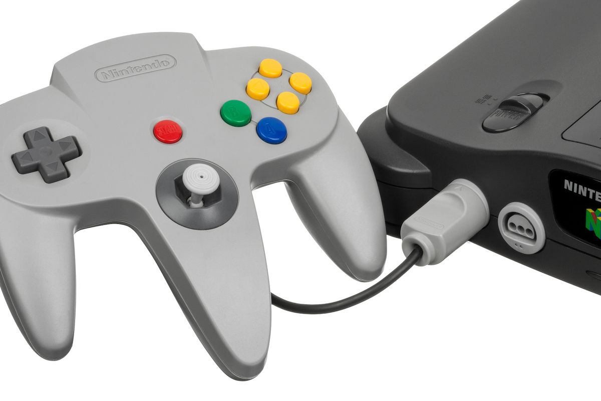 Is there going to be a N64 Classic? - Polygon