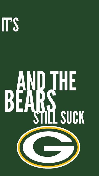 This Packers IPhone Background Is Very Clever