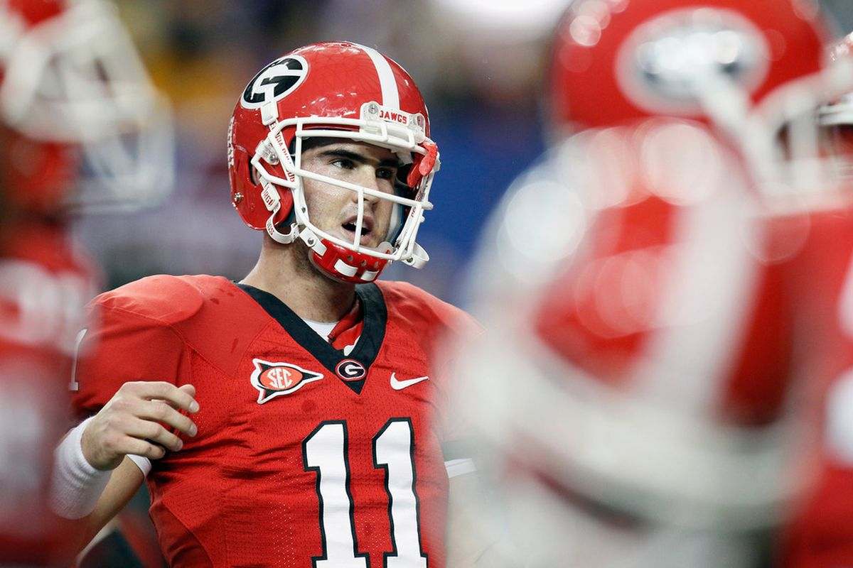 Murray will be a key part of the Georgia offense again.