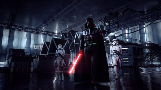 <em>Star Wars Battlefront 2</em>