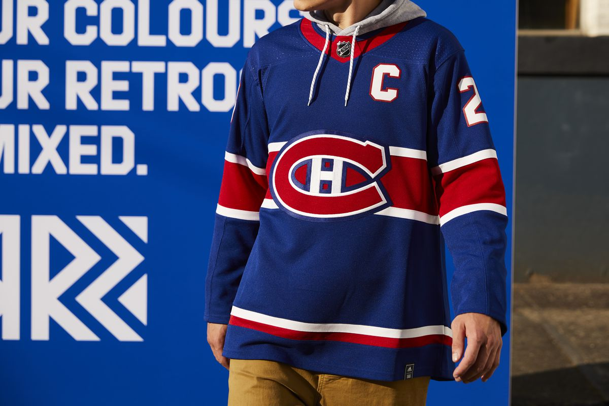 Montreal Canadiens release reverse retro jersey - Eyes On The Prize
