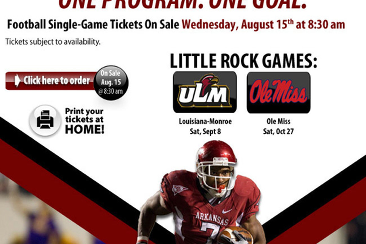 Want to see as much Knile Davis as you can?  Buy tickets!