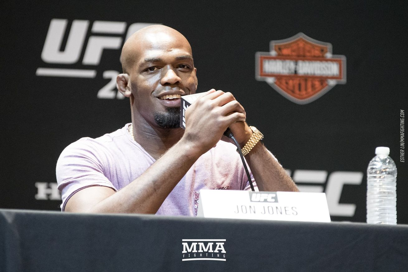 community news, Jon Jones says he will 'deal with Brock Lesnar' after fighting Daniel Cormier