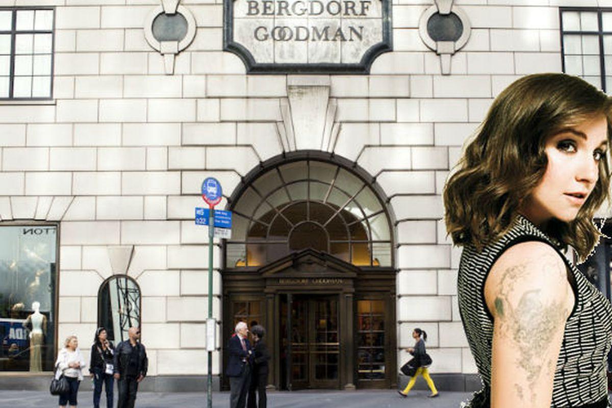 Bergdorf Goodman via Brian Harkin