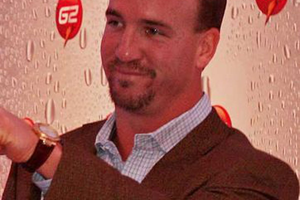 <em>At least we know Peyton will be the QB.  I'm also hoping he grows out that goatee again.</em>