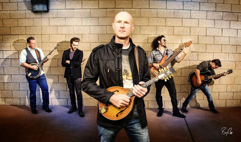 Ryan Shupe and The Rubberband will perform in multiple concerts throughout Utah over the summer.