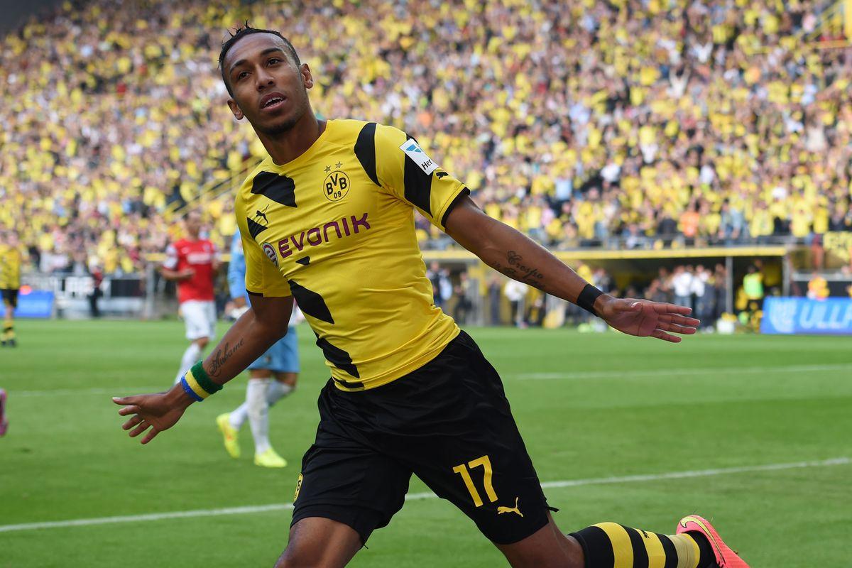1. Bundesliga Borussia Dortmund - SC Freiburg
