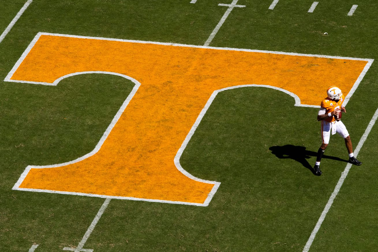 NCAA Football: Missouri at Tennessee