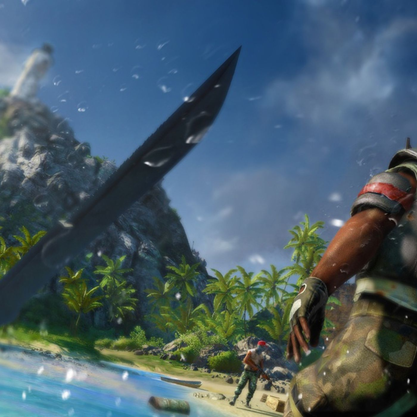 Boiled Eggs And Optional Violence A Series Of Far Cry 3 Letters Polygon