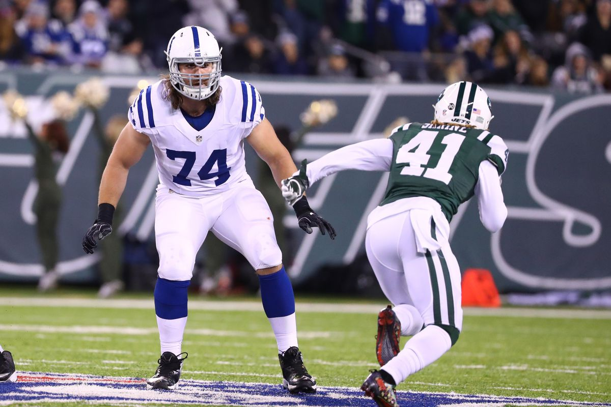 Indianapolis Colts vs New York Jets ...
