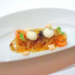 Dashi Linguini & Mozzarella at SSAM by Darin Dines