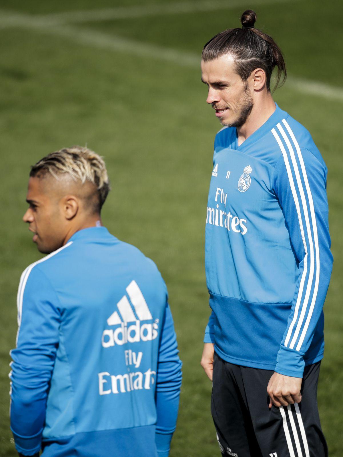 Training session Real Madrid