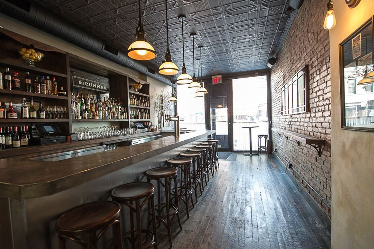 """<a href=""""http://ny.eater.com/archives/2014/02/the_runner_a_woodfired_restaurant_in_clinton_hill.php"""">The Runner, New York City</a>."""