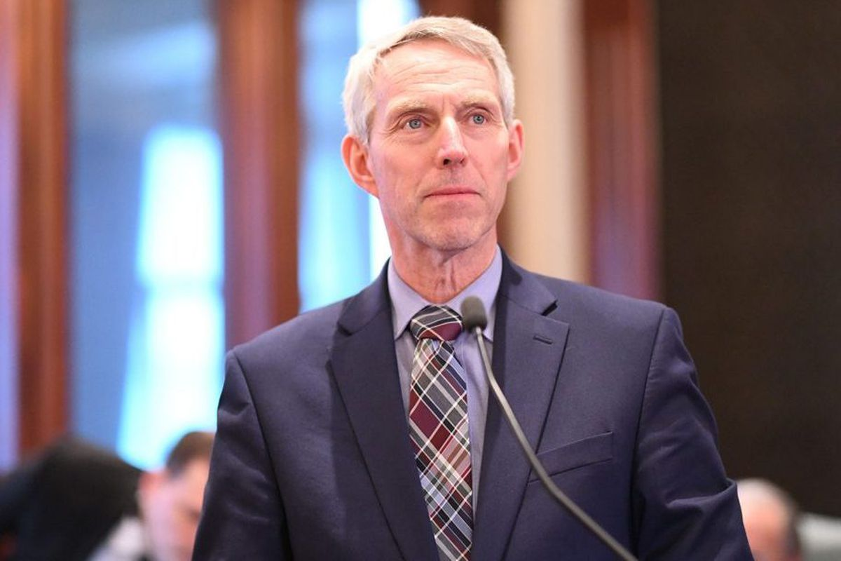 State Rep. Brad Halbrook.