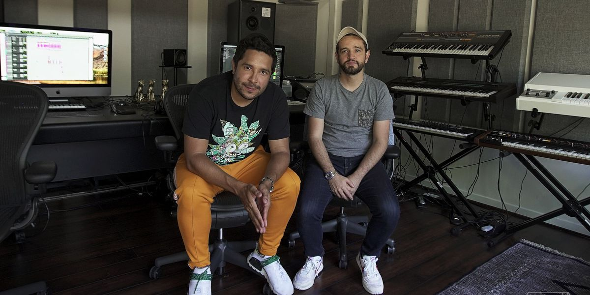 How the producers of Despacito use samples to create global