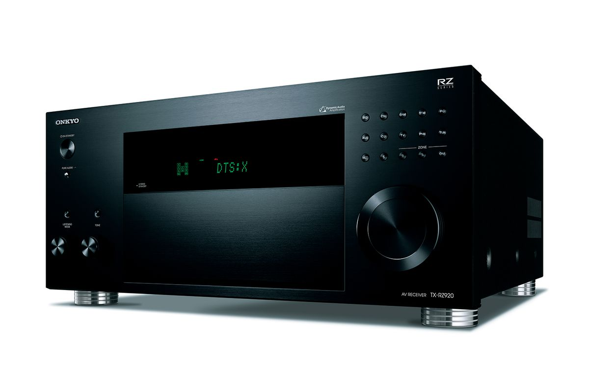 Onkyo's receivers will work with Sonos, thanks to upcoming