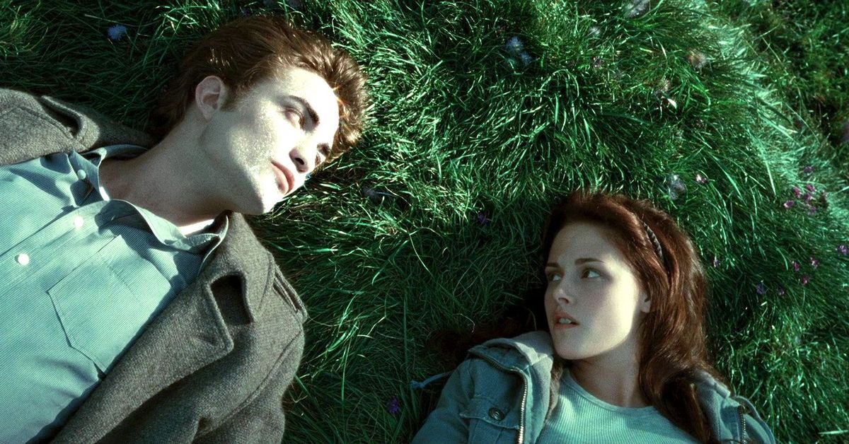 Twilight edward and bella first meeting