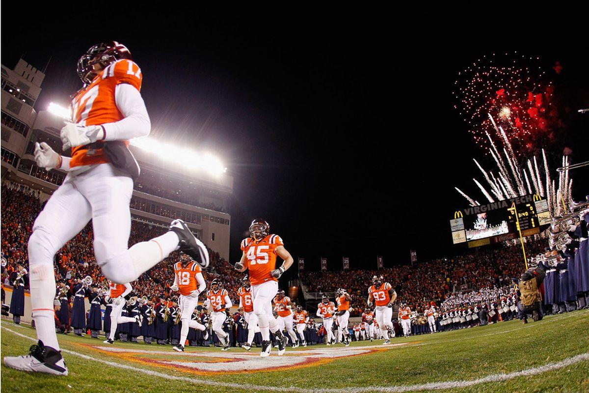 Virginia Tech heads into Heinz Field this weekend