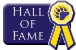 CGB Hall Of Fame