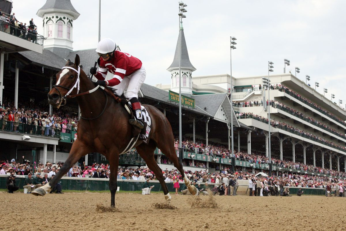2014 Kentucky Oaks Results Untapable Much The Best And