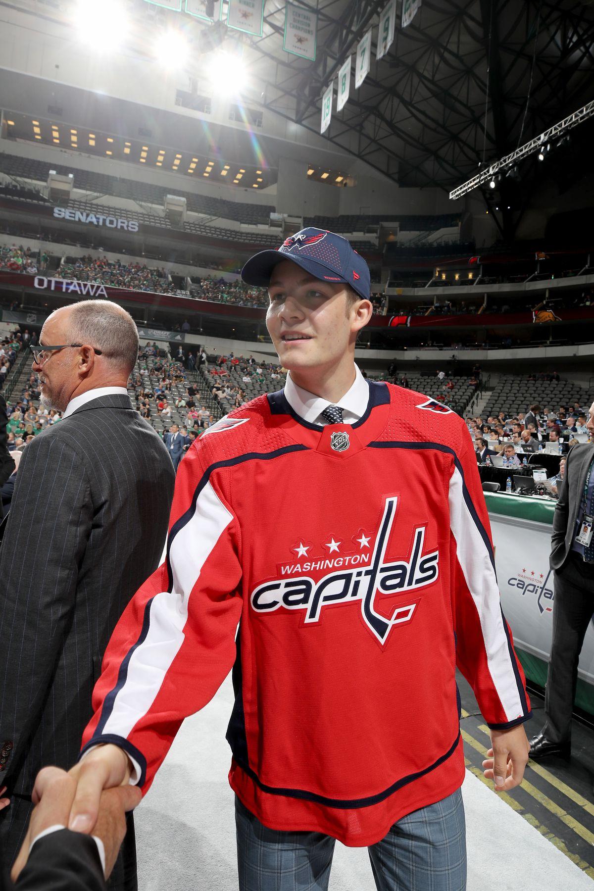 2018 NHL Draft - Rounds 2-7