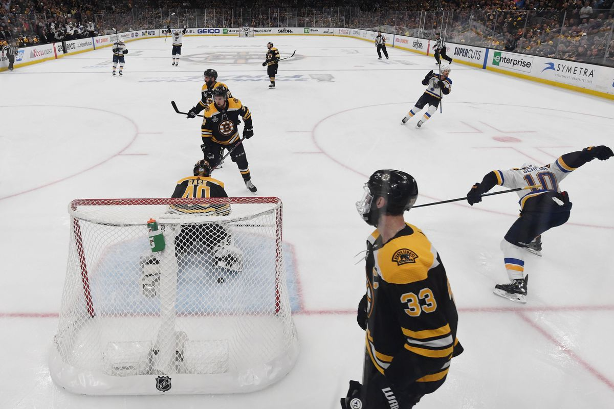 RECAP: Bruins lose on home ice in Game 7