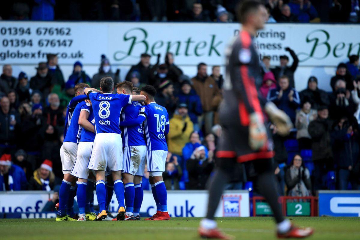 Ipswich Town v Reading - Sky Bet Championship