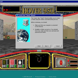 Microsoft brings classic 'Hover!' Windows 95 game to the web - The Verge