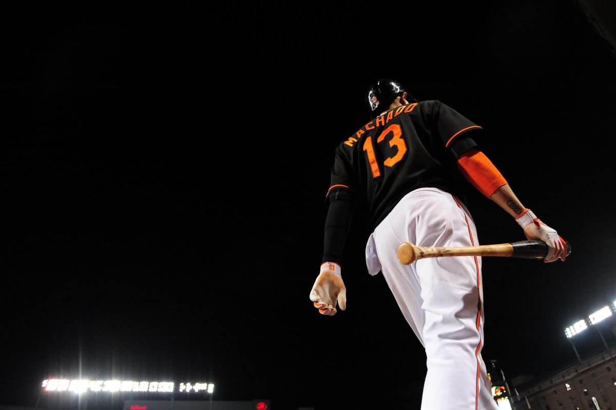 Machado's 134 wRC+ was 31 percent higher than his pre-2015 career rate.