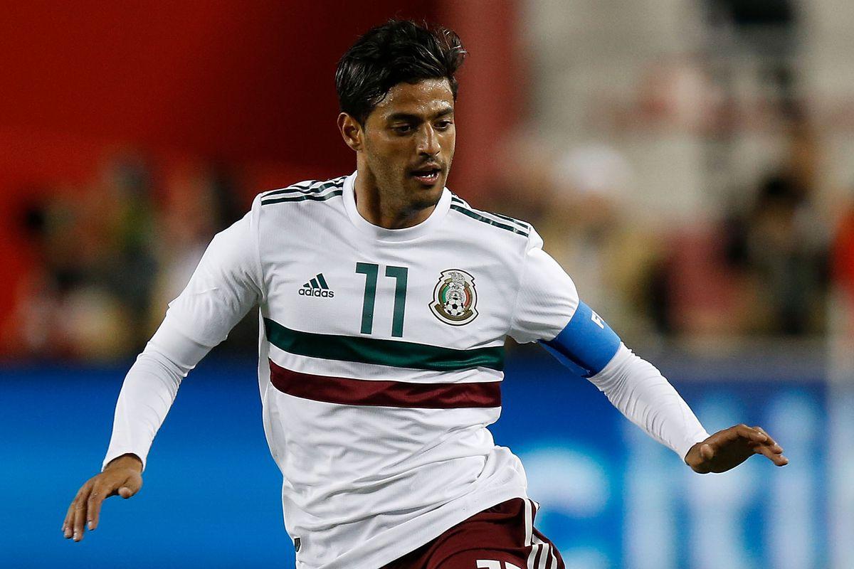Mexico v Iceland