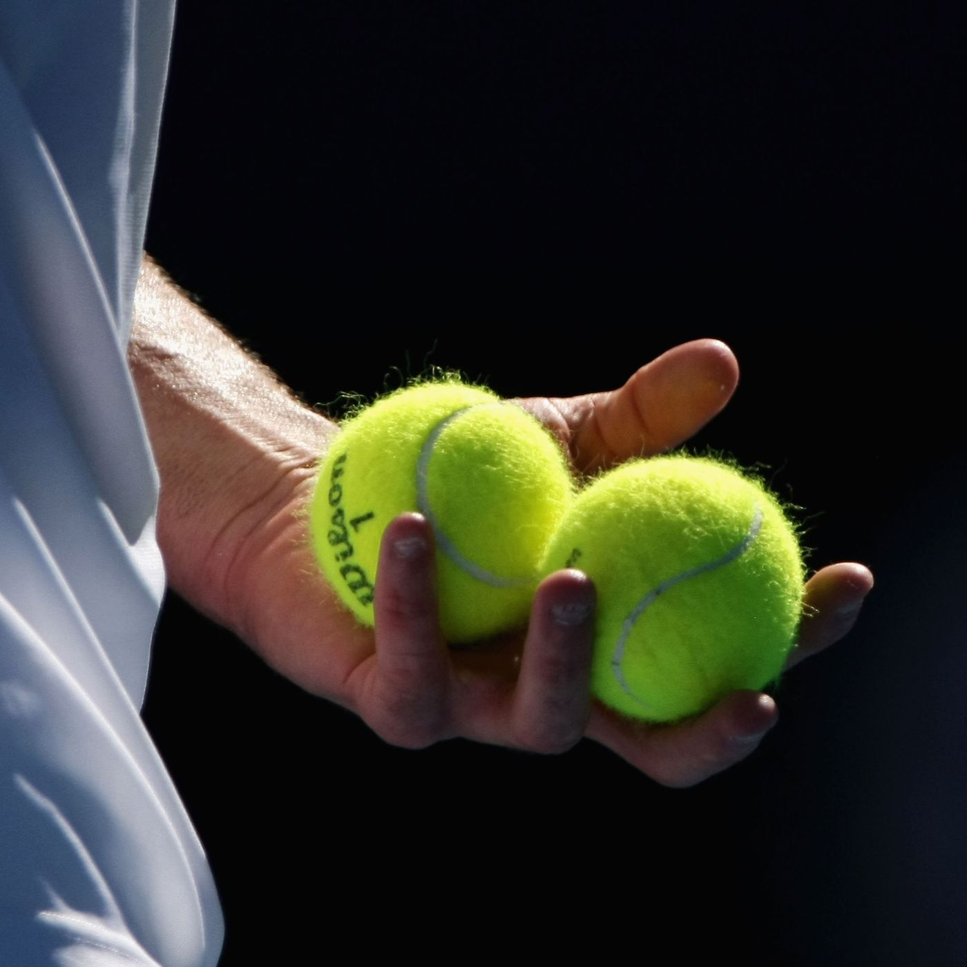 What Color Is A Tennis Ball I Asked A Scientist Sbnation Com
