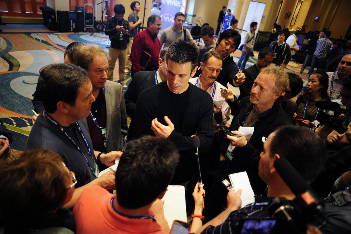 Hey it's Jerry talking about the Draft at Winter Meetings. Hi Jerry!