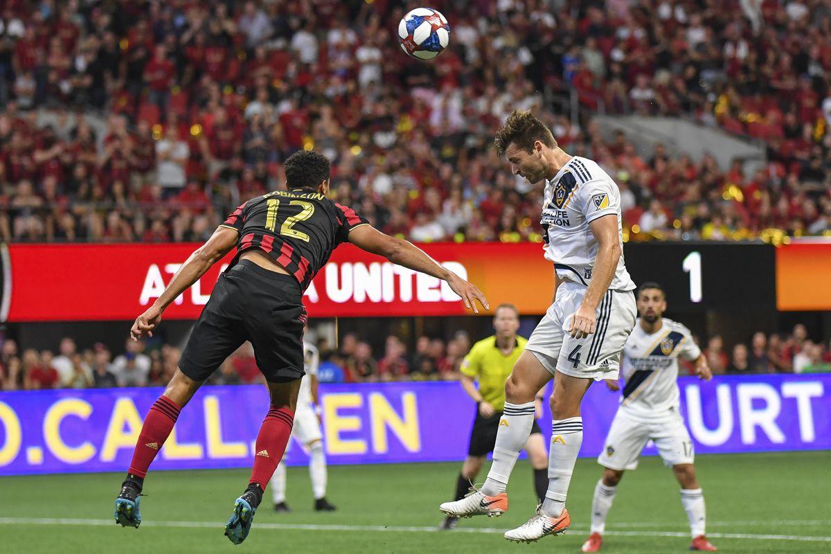 MLS: LA Galaxy at Atlanta United FC
