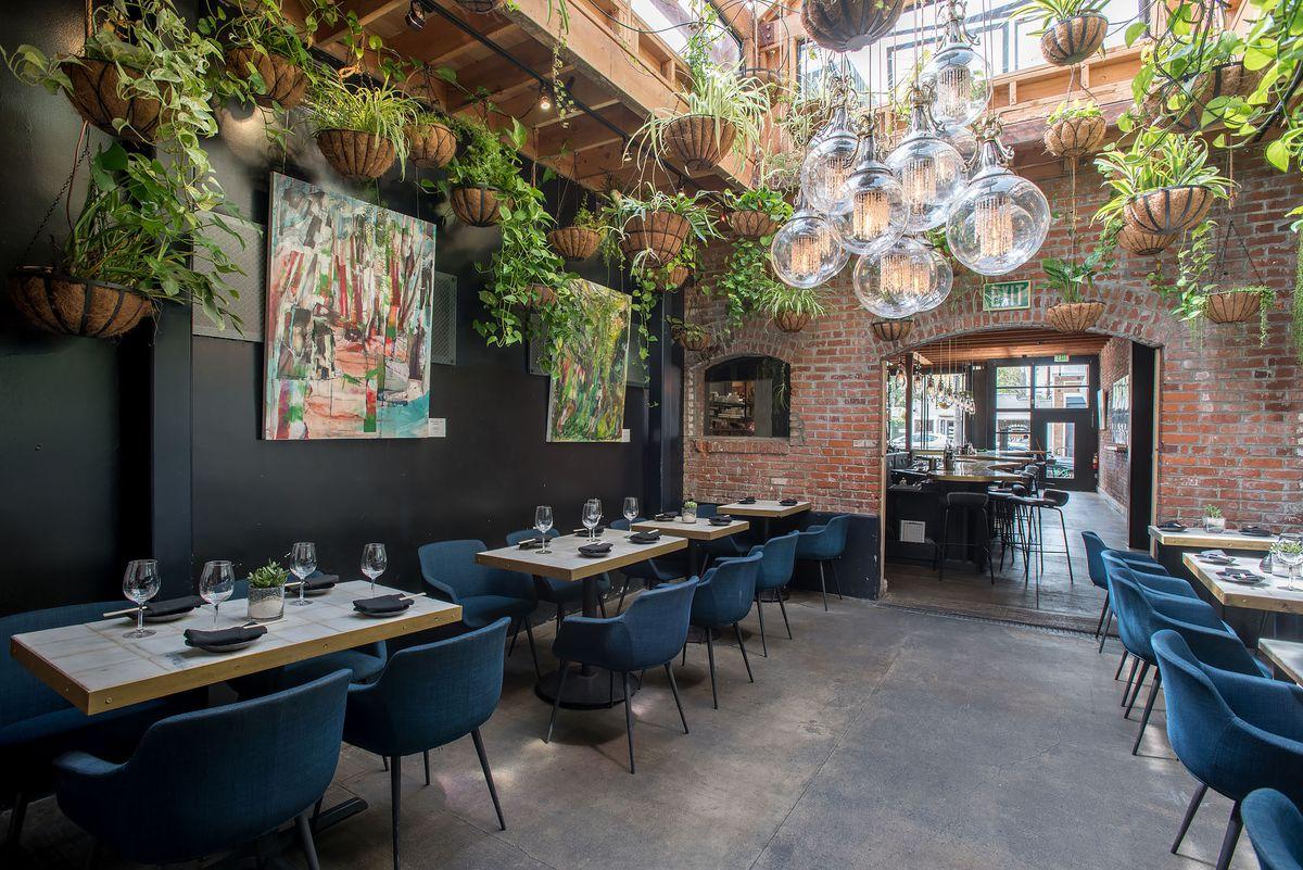 Inside Wabi Venice S Fresh New Look In Venice Eater La