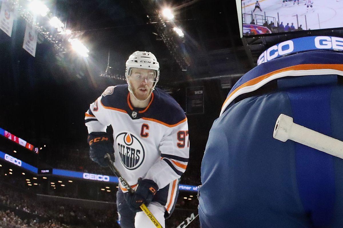 GAME THREAD: Edmonton Oilers vs  New York Islanders - The