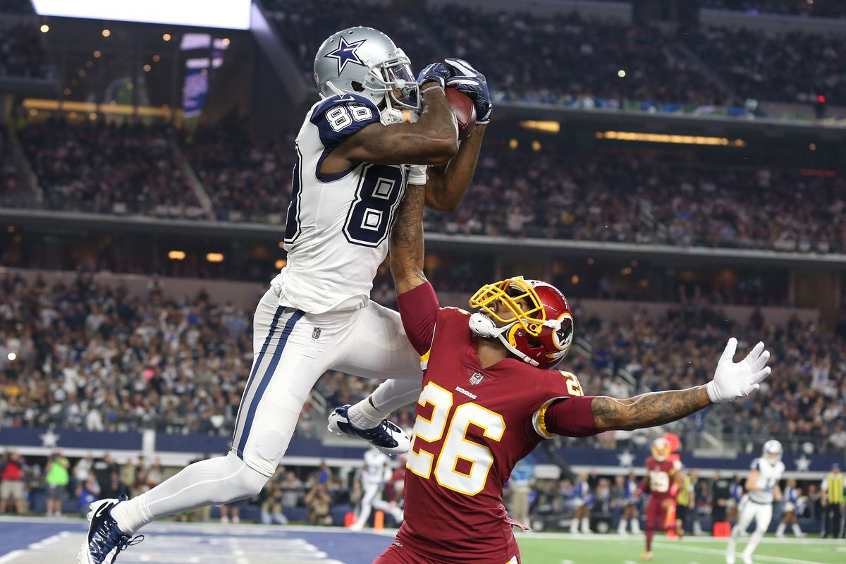 The Cowboys Finally Remembered They Have Dez Bryant The Ringer
