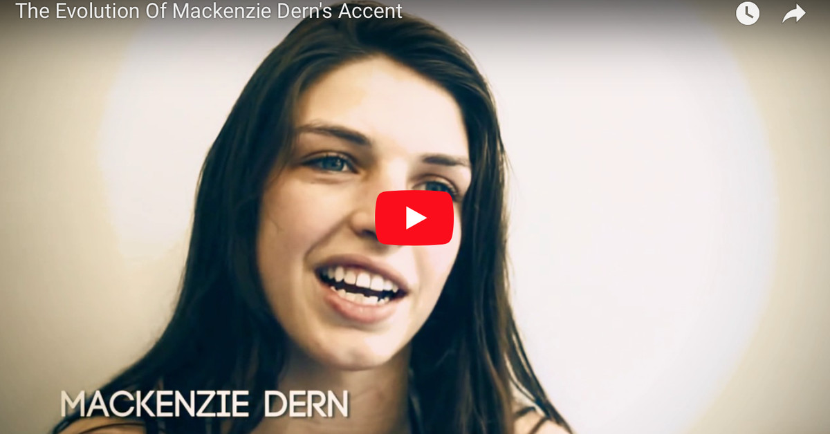 UFC 222: The evolution of American Mackenzie Dern's Portuguese-inspired accent (Video)