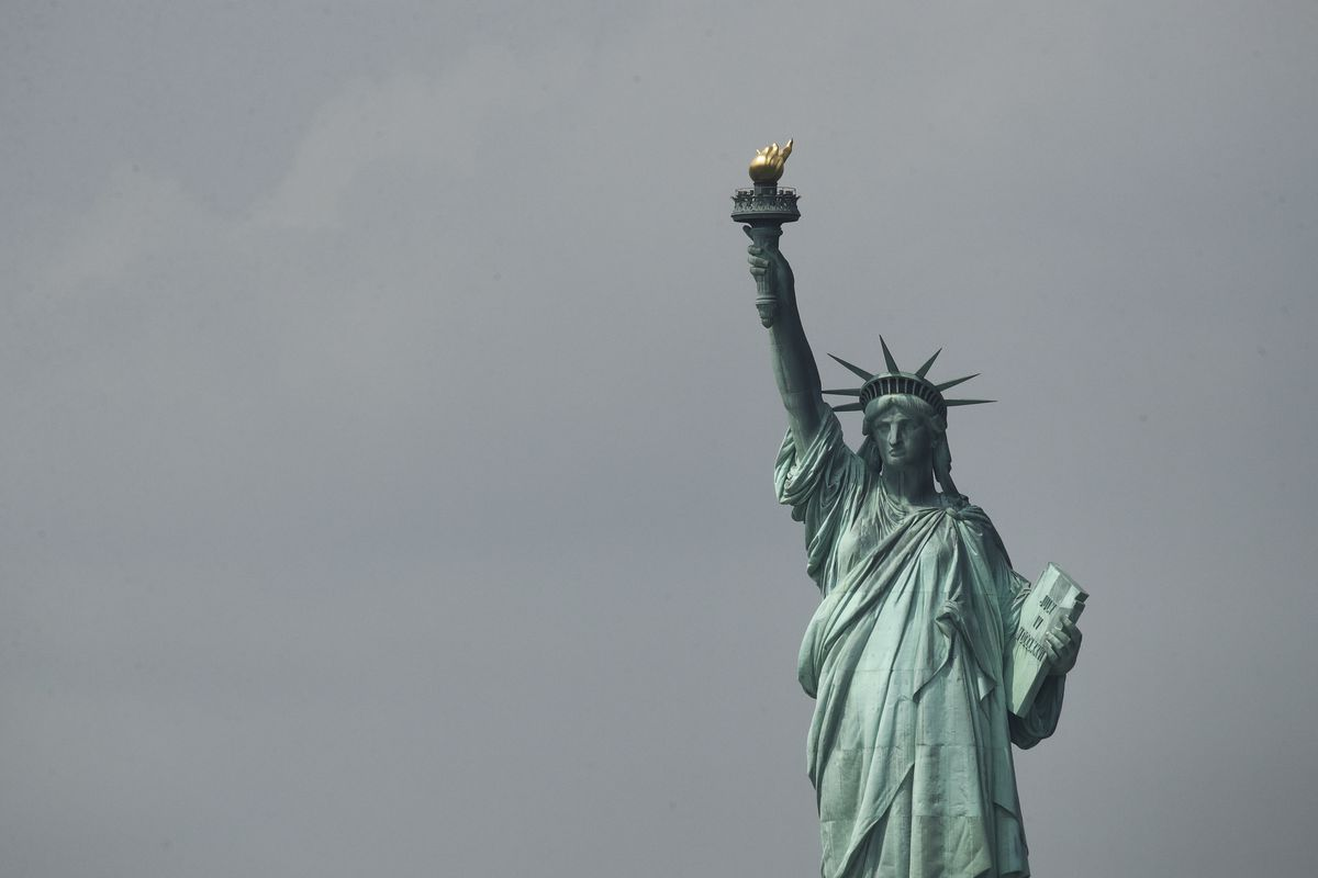 New York's Liberty Island Evacuated After Fire Breaks Out