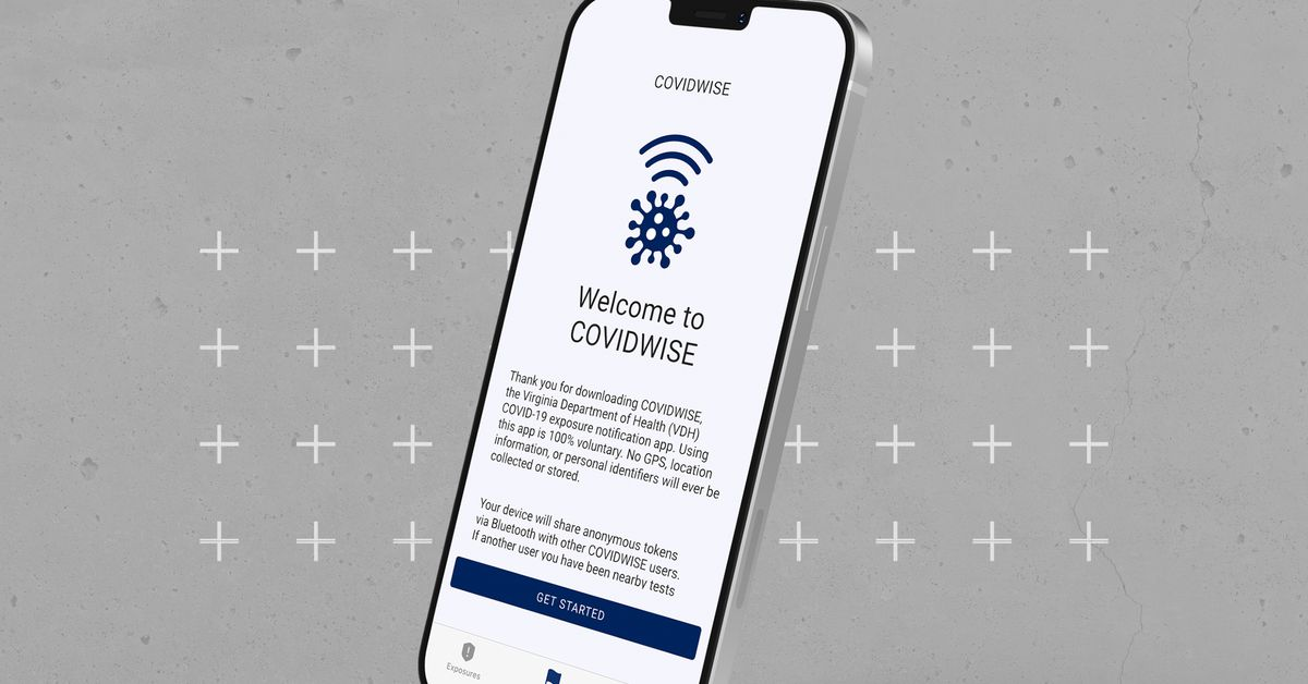 Perhaps months too late, a Covid-19 contact tracing app comes to America