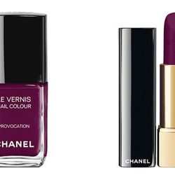 One of three Chanel FNO makeup duos.