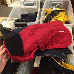 Barbour dog coat, $59