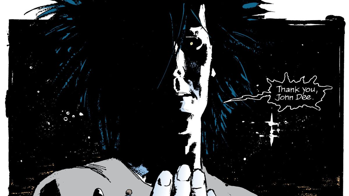 The Sandman Audiobook Review A Wasted Chance To Update Neil Gaiman S Classic Polygon