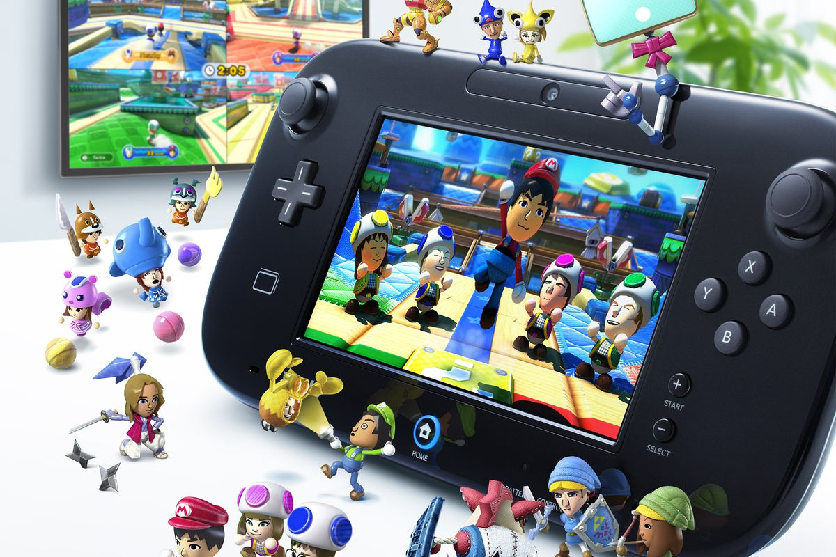 Nintendo Wii U Games : Charting which nintendo systems got the most games polygon