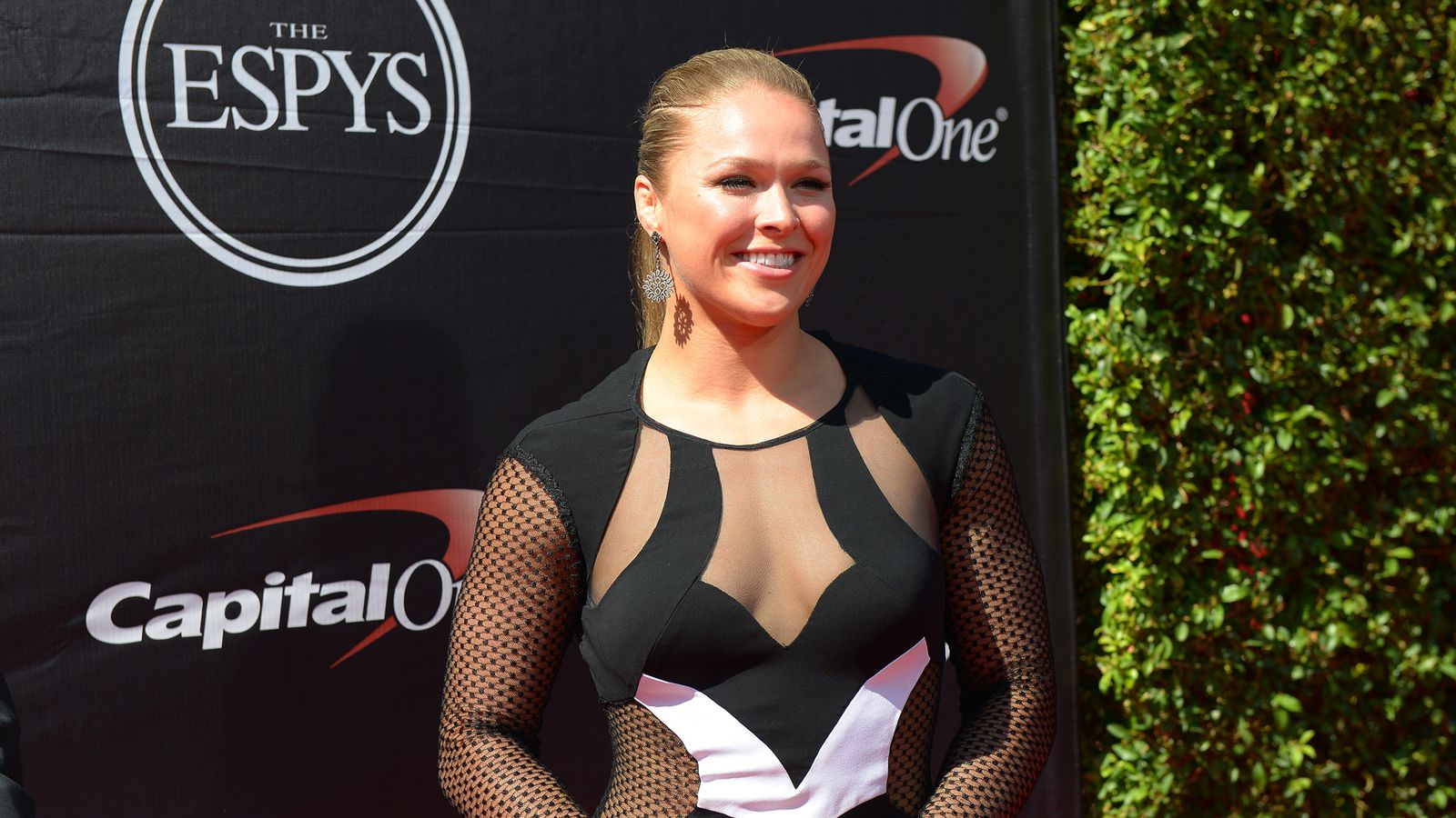 Ronda Rousey and Travis Browne share Pokemon-inspired