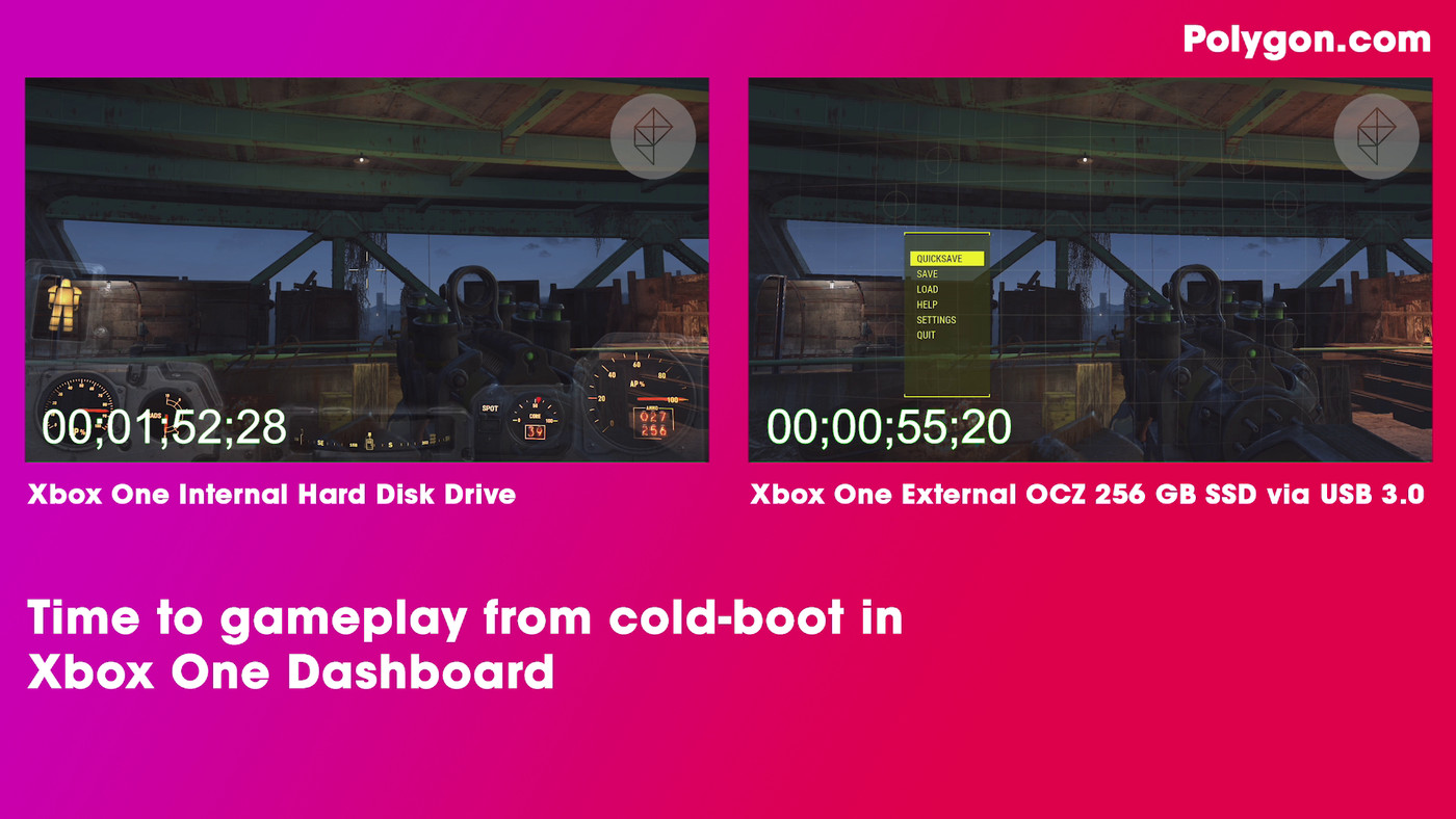 How to make your Xbox One faster (and make Fallout 4 better) - Polygon