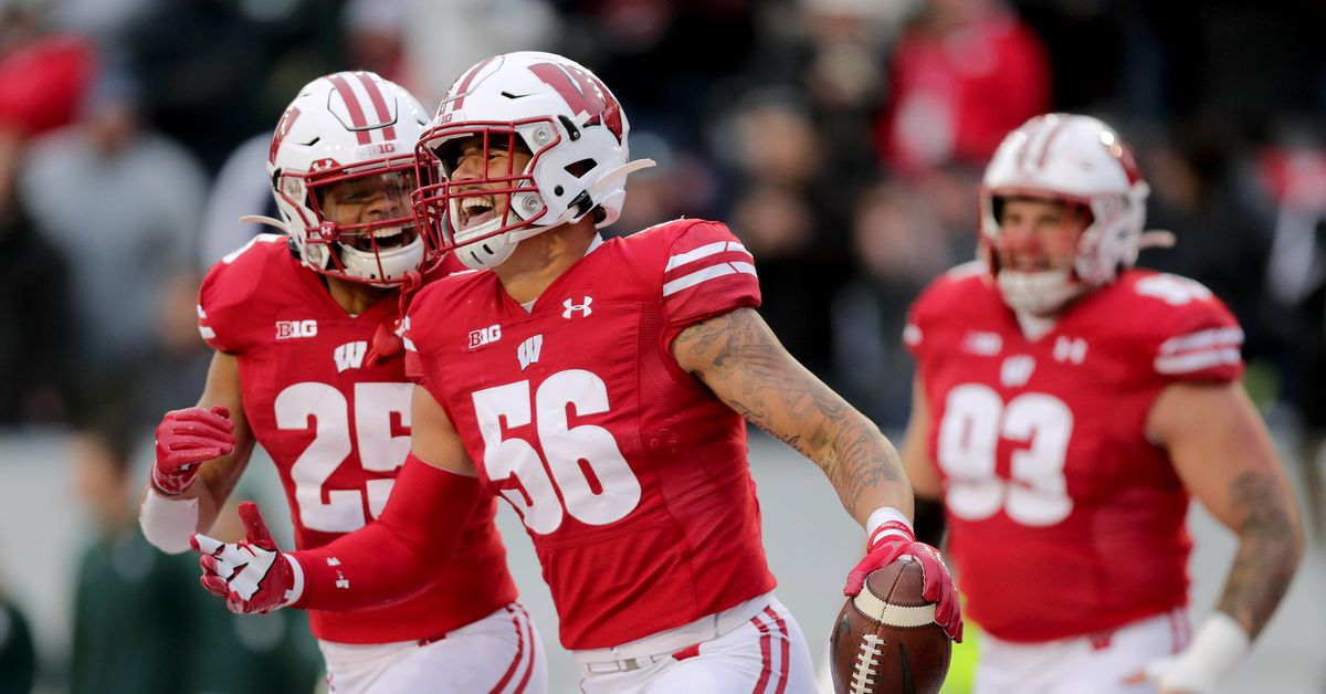 2020 NFL Draft Profile: Wisconsin LB Zack Baun
